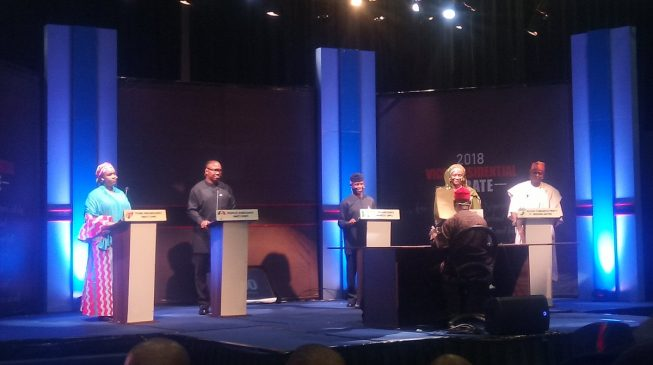 Osinbajo, Obi, others spar at vice presidential debate